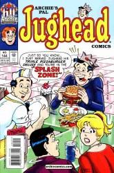 ARCHIES PAL JUGHEAD COMIC #144