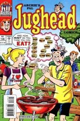 ARCHIES PAL JUGHEAD COMIC #146