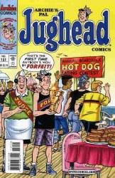 ARCHIES PAL JUGHEAD COMIC #151