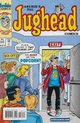 ARCHIES PAL JUGHEAD COMIC #157
