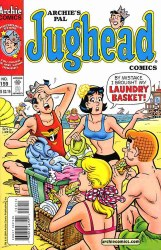 ARCHIES PAL JUGHEAD COMIC #159