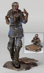 WALKING DEAD TV SERIES 7 MUD WALKER ACTION FIGURE