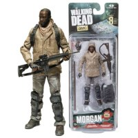 WALKING DEAD TV SERIES 8 MORGAN ACTION FIGURE