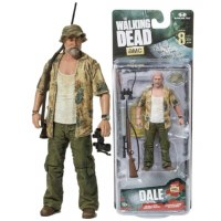 WALKING DEAD TV SERIES 8 DALE ACTION FIGURE