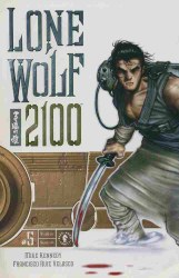 LONE WOLF 2100 #5