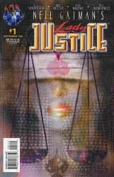 LADY JUSTICE (VOL. 1) #1 NMCVR B