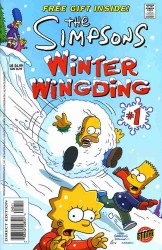 SIMPSONS WINTER WINGDING #1NM-