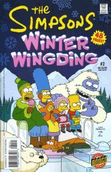 SIMPSONS WINTER WINGDING #2NM-
