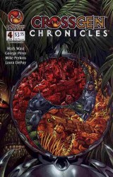 CROSSGEN CHRONICLES #4 NM