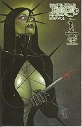 TAROT WITCH OF THE BLACK ROSE #108 (MR) B CVR