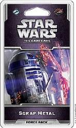 STAR WARS CARD GAME SCRAP METAL FORCE PACK