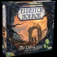 ELDRITCH HORROR BOARD GAME THE DREAMLANDS EXPANSION