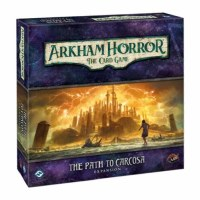 ARKHAM HORROR CARD GAME THE PATH TO CARCOSA