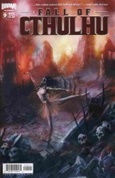 FALL OF CTHULHU MCEVOY CVR A#9 NM-