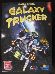 GALAXY TRUCKER BOARD GAME ANOTHER BIG EXPANSION