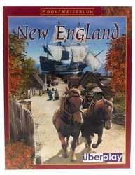 NEW ENGLAND BOARD GAME