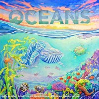 OCEANS DELUXE EDITION BOARD GAME