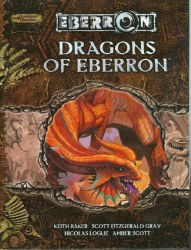 D&D EBERRON DRAGONS OF EBERRON