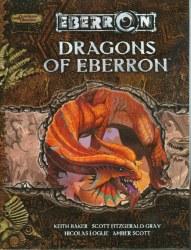 D&D EBERRON DRAGONS OF EBERRON
