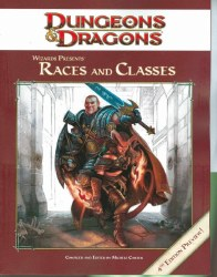 D&D 4E WP RACES AND CLASSES