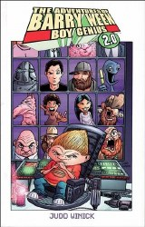 ADV OF BARRY WEEN BOY GENIUS VOL.2 TP