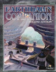 EARTHDAWN 2ND EDITION COMPANION