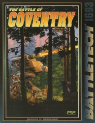 BATTLETECH THE BATTLE OF COVENTRY