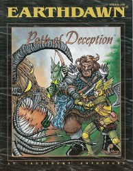 EARTHDAWN PATH OF DECEPTION