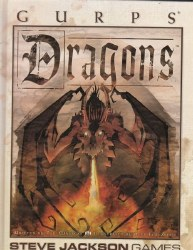 GURPS 4TH ED DRAGONS