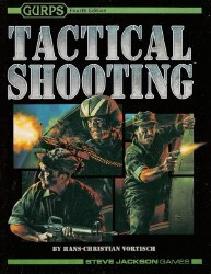 GURPS 4TH ED TACTICAL SHOOTING