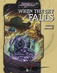 D&D S&S WHEN THE SKY FALLS