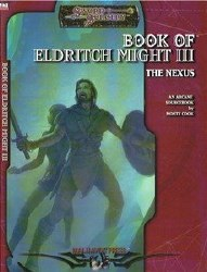 D&D S&S BOOK OF ELDRITCH MIGHTIII THE NEXUS
