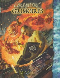 MAGE THE AWAKENING GRIMOIRE OF GRIMOIRES
