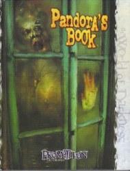 PROMETHEAN THE CREATED PANDORA'S BOOK RPG HC