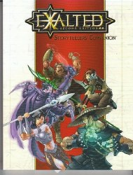 EXALTED 2ND ED STORYTELLERS COMPANION
