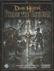 DARK HERSEY RPG PURGE THE UNCLEAN