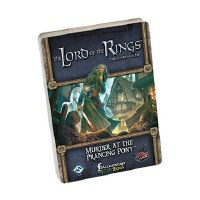 LORD OF THE RINGS CARD GAME MURDER AT THE PRANCING PONY