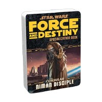 STAR WARS RPG FORCE AND DESTINY DECK CONSULAR NIMAN DISCIPLE
