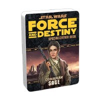 STAR WARS RPG FORCE AND DESTINY DECK CONSULAR HEALER
