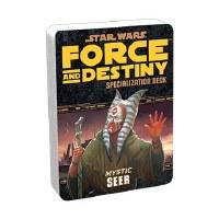 STAR WARS RPG FORCE AND DESTINY DECK MYSTIC SEER