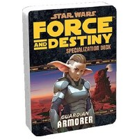 STAR WARS RPG FORCE AND DESTINY DECK GUARDIAN ARMORER