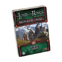 LORD OF THE RINGS CARD GAME NIGHTMARE DECKS THE ROAD DARKENS