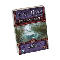 LORD OF THE RINGS CARD GAME NIGHTMARE DECKS THE NIN-IN-EILPH