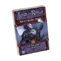 LORD OF THE RINGS CARD GAME NIGHTMARE DECKS ANTLERED CROWN