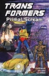 TRANSFORMERS VOL.11 PRIMAL SCREAM