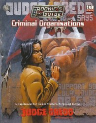 D&D JUDGE DREDD CRIMINALORGANISATIONS