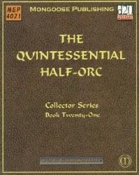 D&D MGP QUINTESSENTIAL HALF-ORC