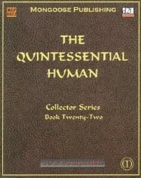 D&D MGP QUINTESSENTIAL HUMAN