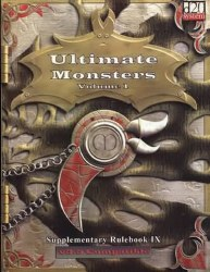 D&D MGP ULTIMATE MONSTERS 1