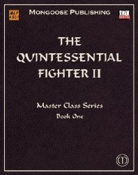 D&D MGP QUINTESSENTIAL FIGHTER II
